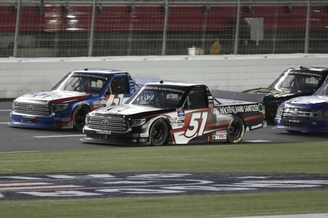 Sunoco 159- 8/16/20 Nascar Truck Series Picks, Odds, and Prediction