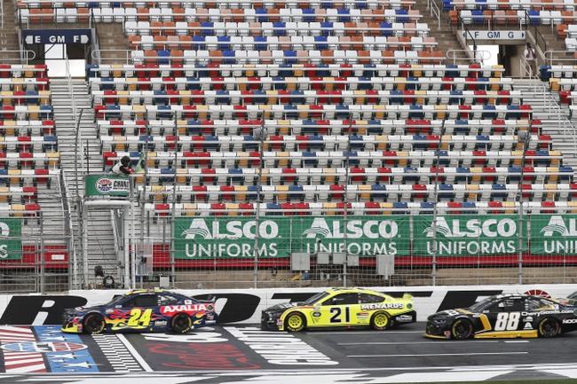 Jeter's NASCAR Cup Series Martinsville Top 10 Pick # 2