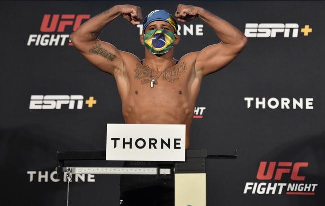 Gilbert Burns vs. Kamaru Usman - 7/11/20 UFC 251 Pick, Odds, and Prediction