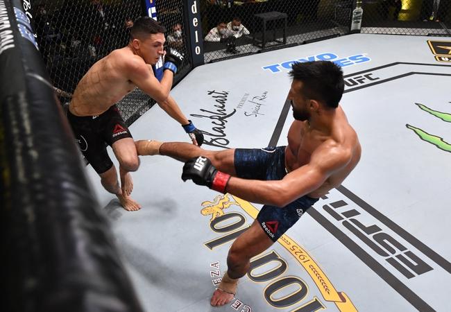 Cody Durden vs. Chris Gutierrez - 8/1/20 UFC Fight Night 173 Pick, Odds, and Prediction