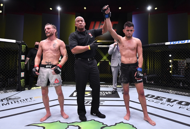 UFC 253: Kai Kara France vs. Brandon Royval Picks and Prediction