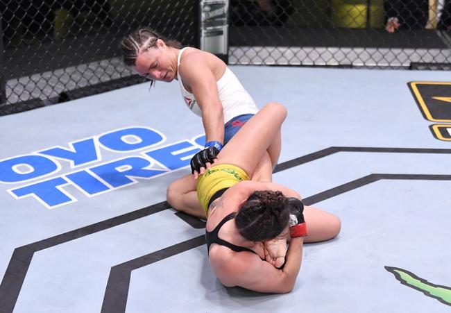 Randa Markos vs. Mackenzie Dern - 9/19/20 UFC Vegas 11 Pick, Odds, and Prediction