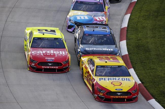 Jeter's NASCAR Cup Series Martinsville Top 5 Pick