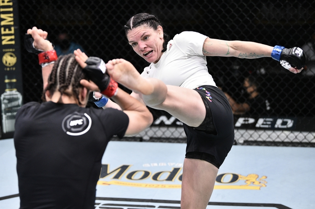 UFC 254: Liliya Shakirova vs. Lauren Murphy Picks, Odds, and Predictions
