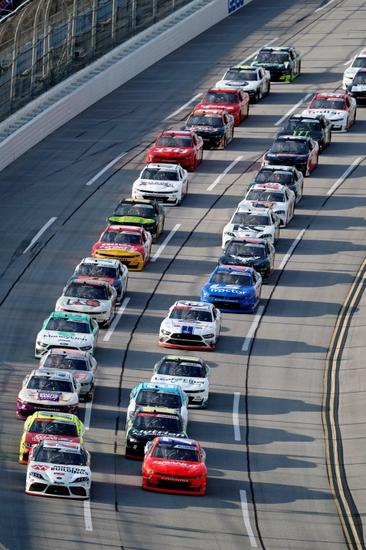NASCAR Xfinity Series Ag-Pro 300 Talladega Outright Winner