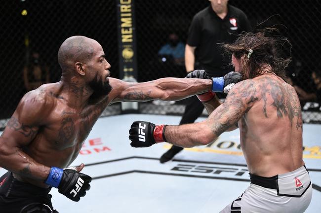 Bobby Green vs. Alan Patrick - 9/12/20 UFC Vegas 10 Pick and Prediction