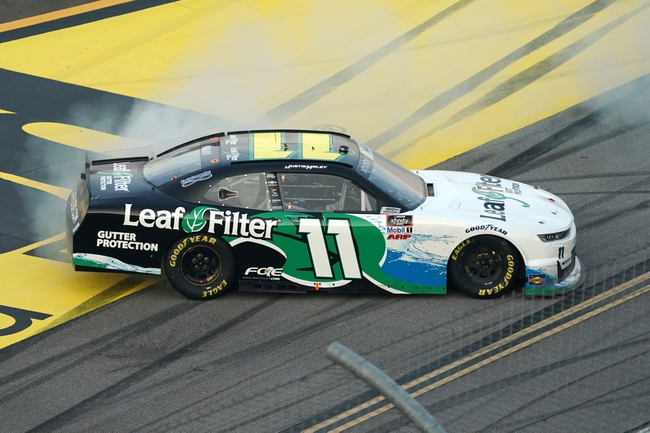 NASCAR Xfinity Series Richmond Bankroll Builder