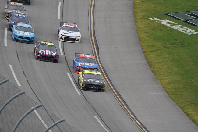 NASCAR Cup Series YellaWood 500 Talladega Head to Head