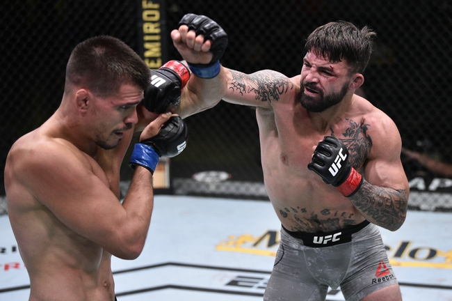 UFC 255: Mike Perry vs. Tim Means Picks and Predictions