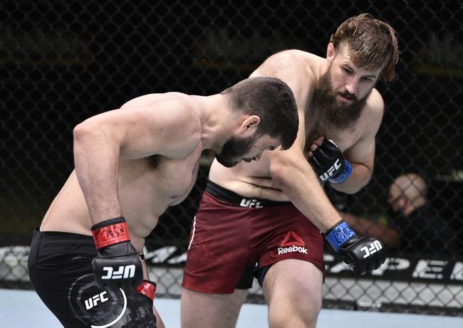 Raphael Pessoa vs. Tanner Boser - 7/25/20 UFC on ESPN 14 Pick, Odds, and Prediction