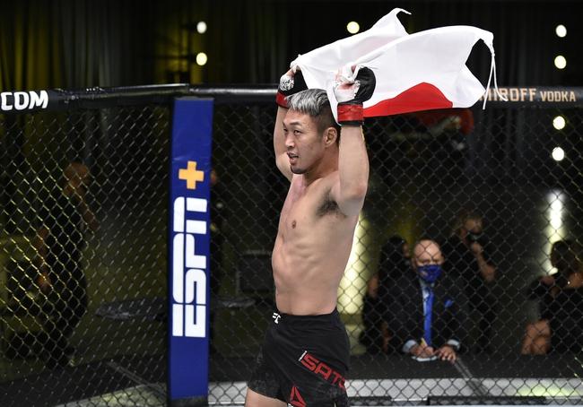 Takashi Sato vs. Daniel Rodriguez - 8/22/20 UFC on ESPN 15 Pick, Odds, and Prediction