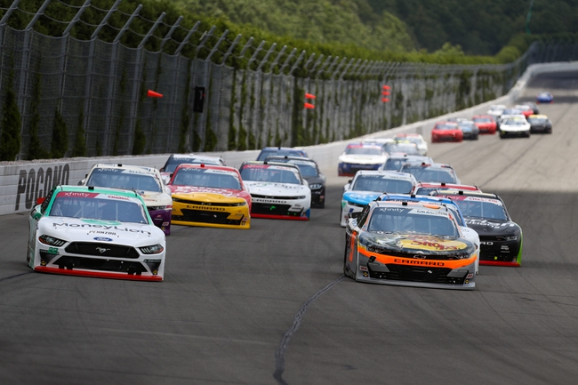 My Bariatric Solutions 300 - 7/18/20 NASCAR Xfinity Series Pick, Odds, and Prediction