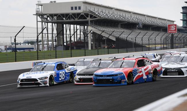 Shady Rays 200 - 7/9/20 NASCAR Xfinity Series Pick, Odds, and Prediction