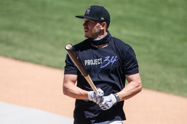 Colorado Rockies Shortened MLB Season Pick, Odds and Prediction
