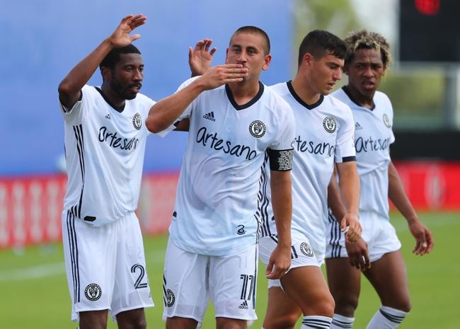 Philadelphia Union vs. Inter Miami CF - 7/14/20 MLS Soccer Pick and Prediction