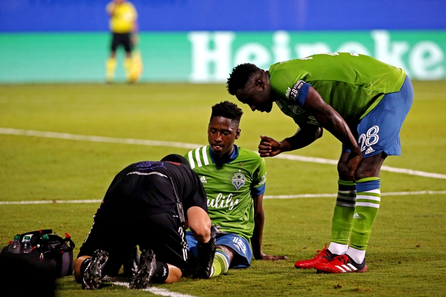 Seattle Sounders vs. Chicago Fire - 7/14/20 MLS Soccer Pick and Prediction