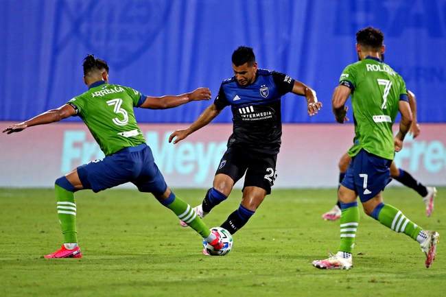 San Jose Earthquakes vs. Vancouver Whitecaps - 7/15/20 MLS Soccer Pick, Odds, and Prediction