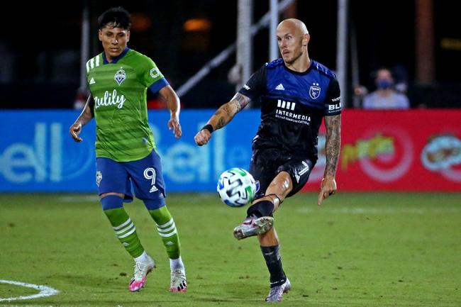 Vancouver Whitecaps vs. San Jose Earthquakes - 7/15/20 MLS Soccer Picks and Prediction