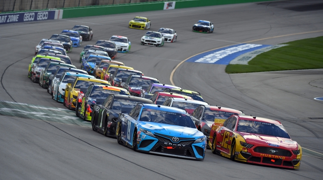 Super Start Batteries 400 - 7/23/20 NASCAR Cup Series Pick, Odds, and Prediction