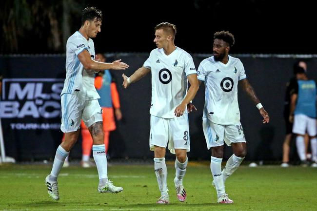 Real Salt Lake vs. Minnesota United FC - 7/17/20 MLS Soccer Picks and Prediction