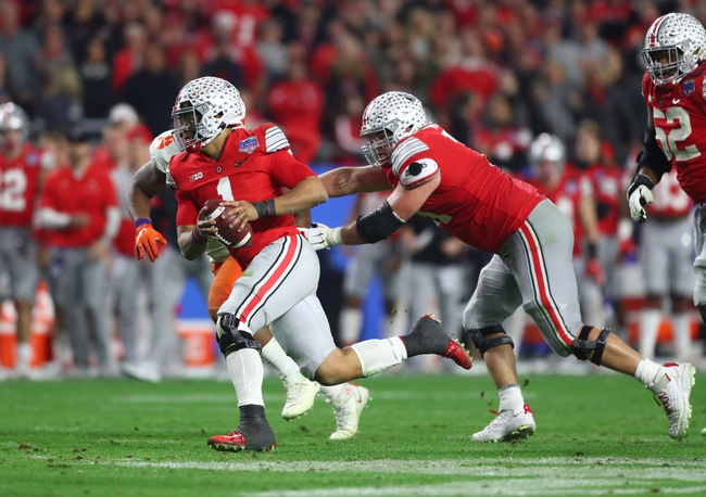 Nebraska at Ohio State 10/24/20 College Football Picks and Predictions