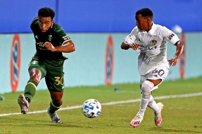 LAFC vs. LA Galaxy - 7/18/20 MLS Soccer Picks and Prediction
