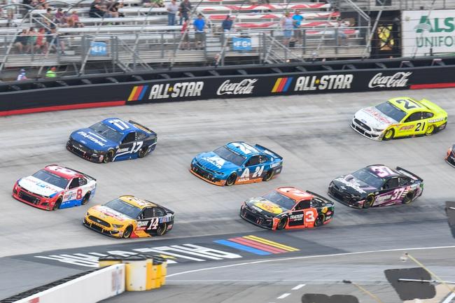 NASCAR Cup Series Bass Pro Shops Night Race Pick #2