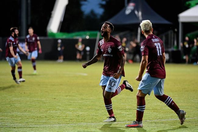 Colorado Rapids vs. Minnesota United FC- 7/22/20 MLS Soccer Picks and Prediction