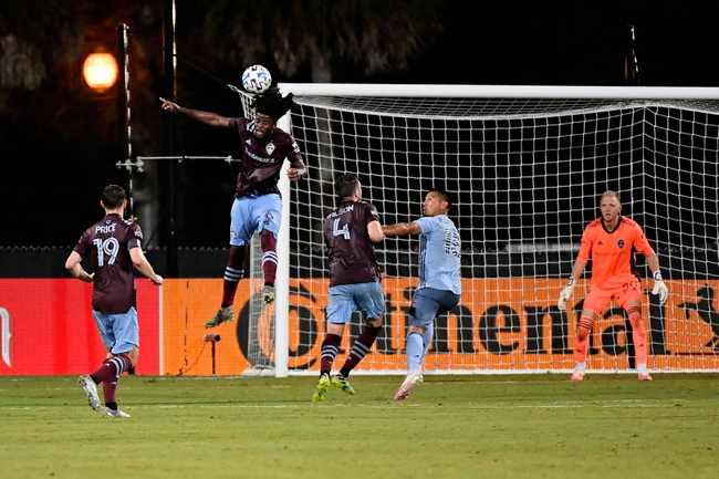 Minnesota United vs. Colorado Rapids - 7/22/20 MLS Soccer Pick, Odds, and Prediction