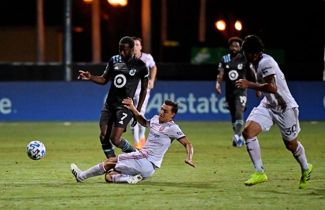 Minnesota United vs. Columbus Crew - 7/28/20 MLS Soccer Pick, Odds, and Prediction
