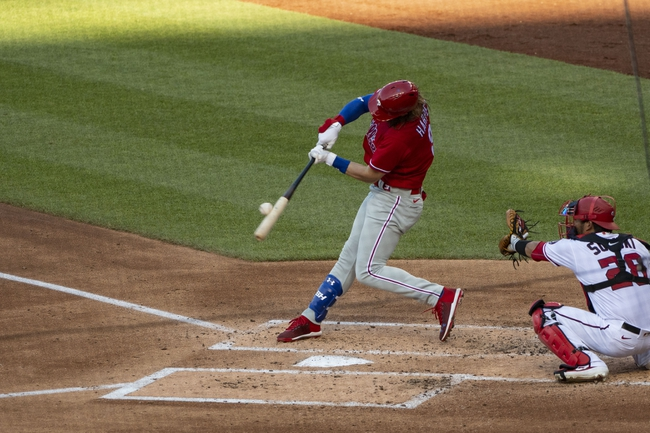 Washington Nationals vs. Philadelphia Phillies - 8/25/20 MLB Pick, Odds, and Prediction
