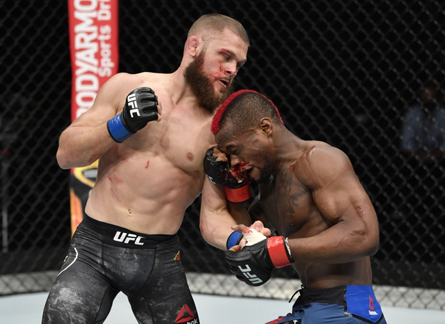 UFC 256: Renato Moicano vs. Rafael Fiziev Picks, Odds, and Predictions