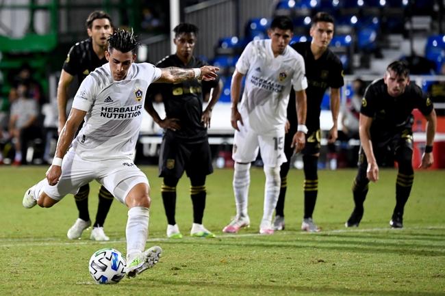 Houston Dynamo vs. Los Angeles Galaxy - 7/23/20 MLS Soccer Pick, Odds, and Prediction