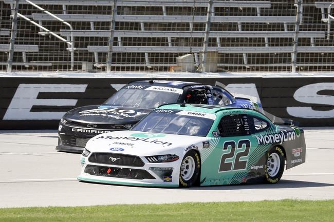 Jeter's NASCAR Xfinity Series O'Reilly Auto Parts 300 Outright Play