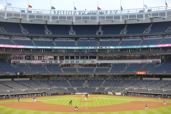 New York Yankees vs. Philadelphia Phillies - 7/20/20 MLB Pick, Odds, and Prediction
