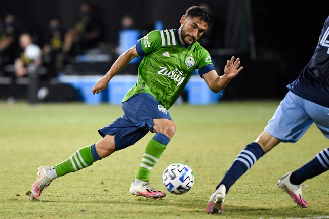 LAFC vs. Seattle Sounders - 7/27/20 MLS Soccer Pick, Odds, and Prediction