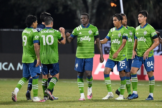 Seattle Sounders vs. LAFC - 7/27/20 MLS Soccer Picks and Prediction