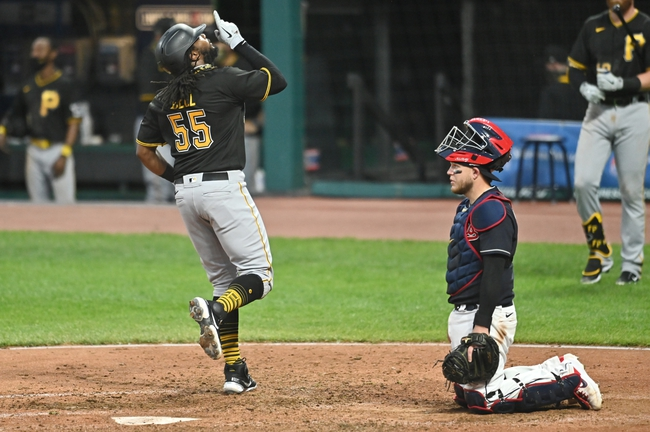 Pittsburgh Pirates vs. Cleveland Indians - 8/18/20 MLB Pick, Odds, and Prediction