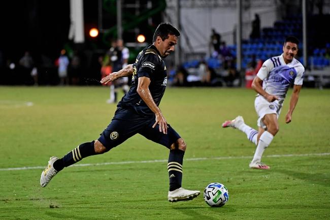 New England Revolution vs. Philadelphia Union - 7/25/20 MLS Soccer Pick, Odds, and Prediction