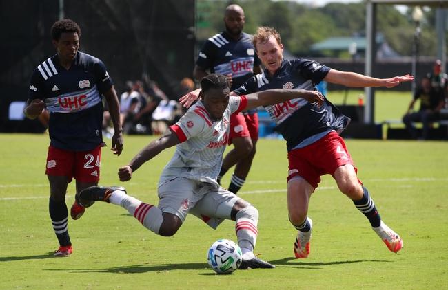 NYCFC vs. Toronto FC - 7/26/20 MLS Soccer Pick, Odds, and Prediction