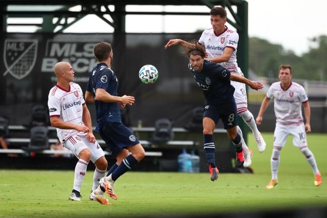 Real Salt Lake vs. San Jose Earthquakes - 7/27/20 MLS Soccer Pick, Odds, and Prediction
