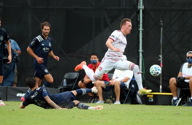 Vancouver Whitecaps vs. Sporting Kansas City - 7/26/20 MLS Soccer Pick, Odds, and Prediction