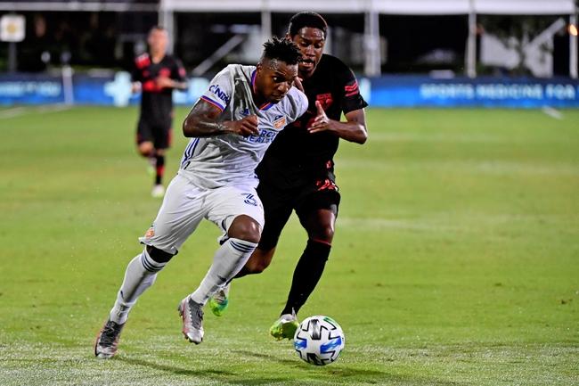 New York Red Bulls vs. New York City FC - 8/20/20 MLS Soccer Picks and Prediction