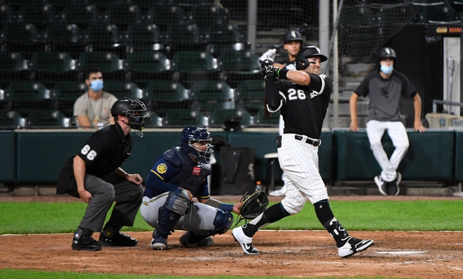 Milwaukee Brewers vs. Chicago White Sox - 8/3/20 MLB Pick, Odds, and Prediction