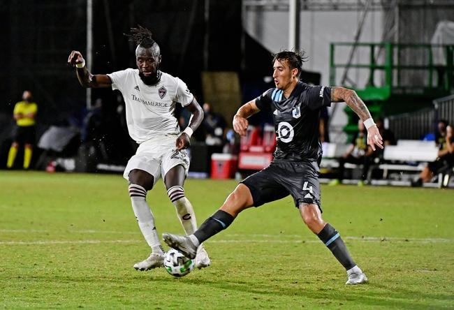 Columbus Crew SC vs. Minnesota United FC - 7/28/20 MLS Soccer Picks and Prediction