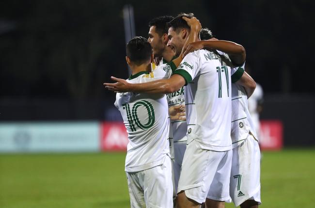 Portland Timbers vs. FC Cincinnati  - 7/28/20 MLS Soccer Picks and Prediction