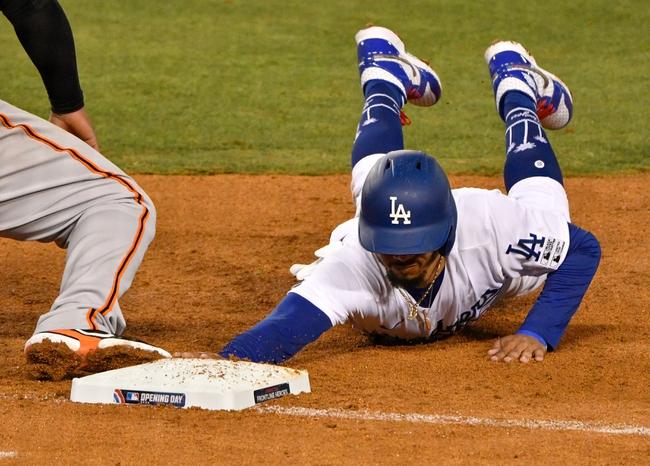 Los Angeles Dodgers vs. San Francisco Giants - 7/24/20 MLB Pick, Odds, and Prediction
