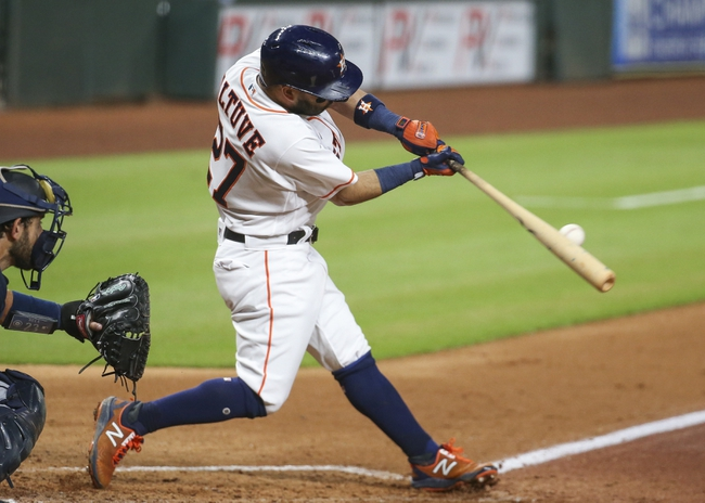 Houston Astros vs. Seattle Mariners - 7/25/20 MLB Pick, Odds, and Prediction