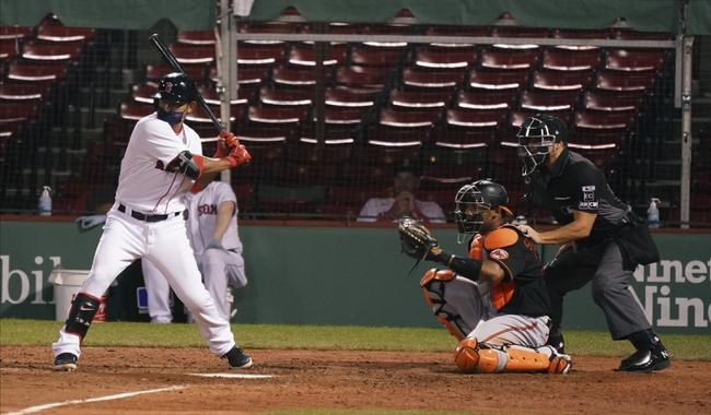Boston Red Sox vs. Baltimore Orioles - 7/25/20 MLB Pick, Odds, and Prediction