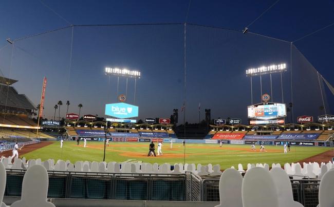 Los Angeles Dodgers vs. San Francisco Giants - 7/25/20 MLB Pick, Odds, and Prediction